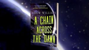 US Cover for A Chain Across the Dawn